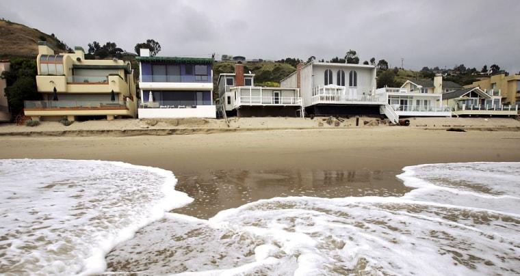 Music Mogul David Geffen Gives Beach Access To Public