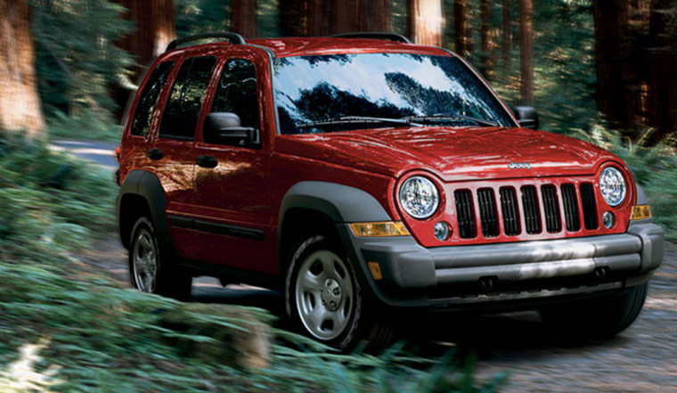 Chrysler will drop the diesel version of the Jeep Liberty this fall because the four-cylinder won't meet new emission standards.