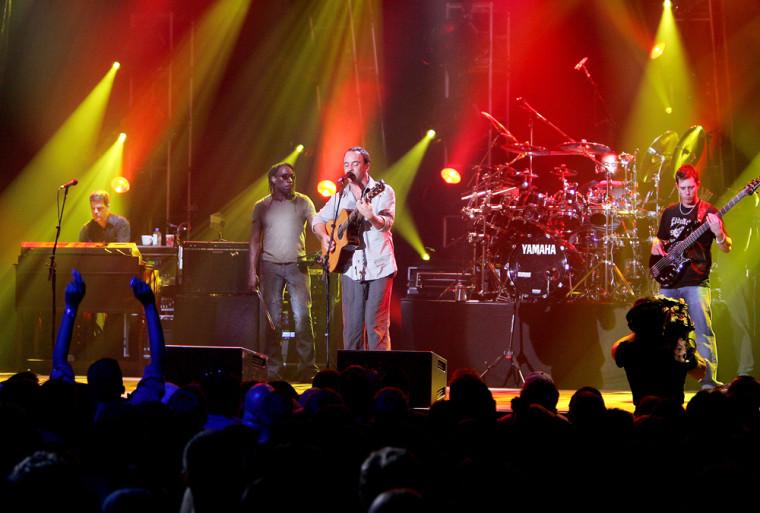 AOL Music LIVE! Presents Dave Matthews Band