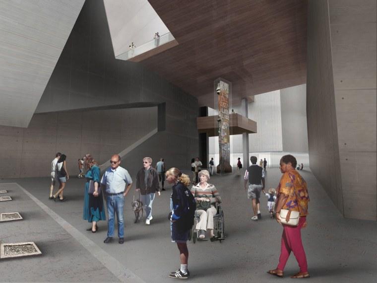 New Design For WTC Memorial Released