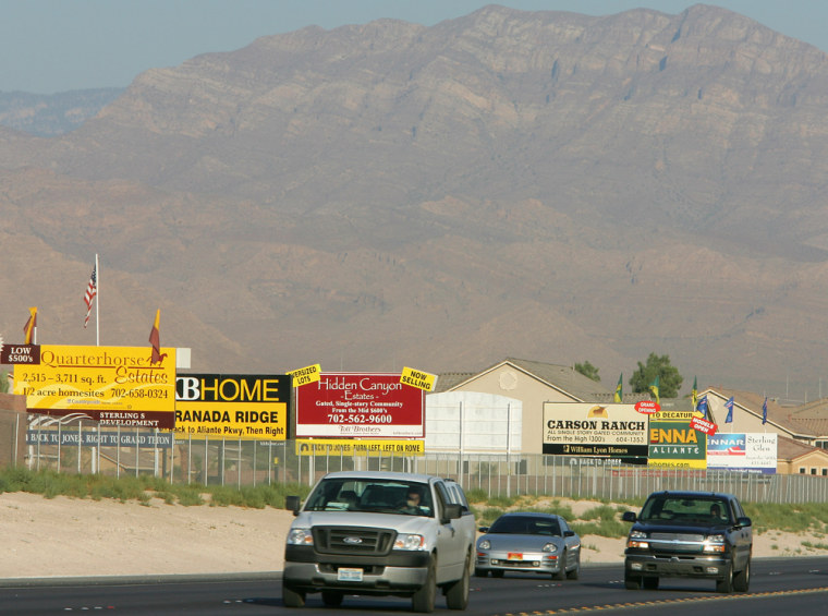 Census Rates North Las Vegas As One Of Fastest Growing U.S. Cities