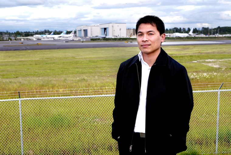 "Tien Bui can't take better assignments at Boeing until he gets citizenship — a process that is dragging along. ""I'm just disappointed because I can't broaden my options,"" he says."