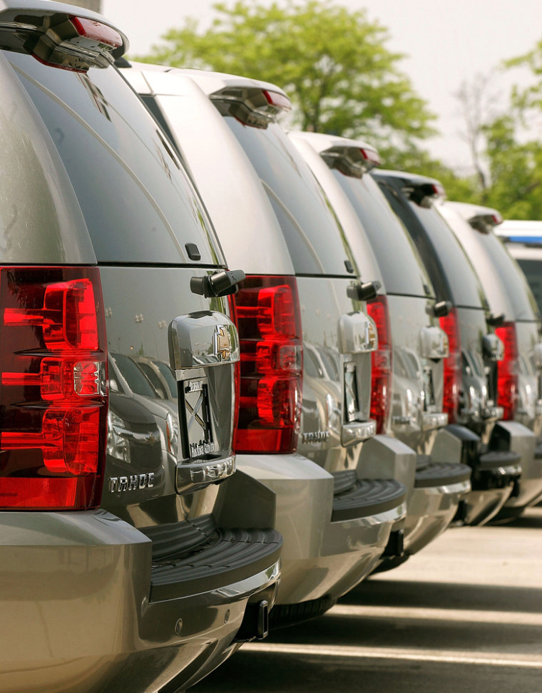 GM Offers Gas Price Cap Promotion For New Car Buyers