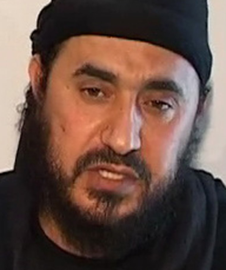 """Al-Qaida No. 2 Ayman al-Zawahri's released a video Friday in which he mourned the death of former al-Qaida in Iraq leader Abu Musab al-Zarqawi. """"We express our condolences to the Muslim nation on one of its greatest soldiers,"""" he said."""