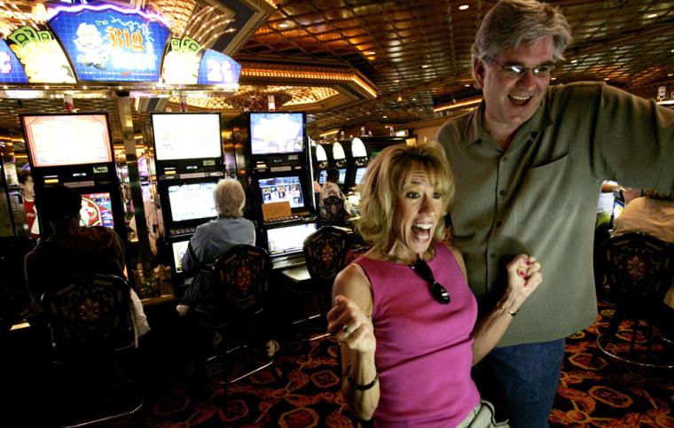Harrahs Casino Re-Opens In New Orleans