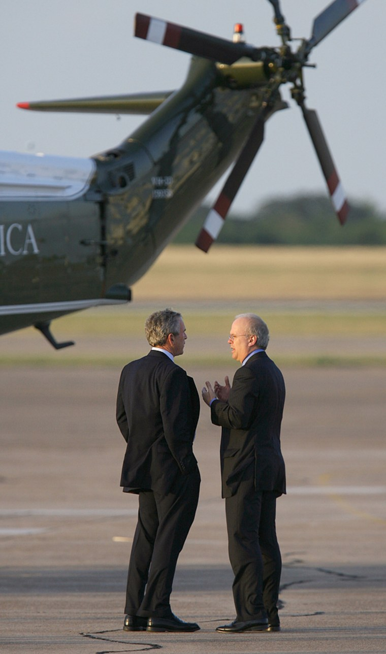 George W. Bush, Karl Rove