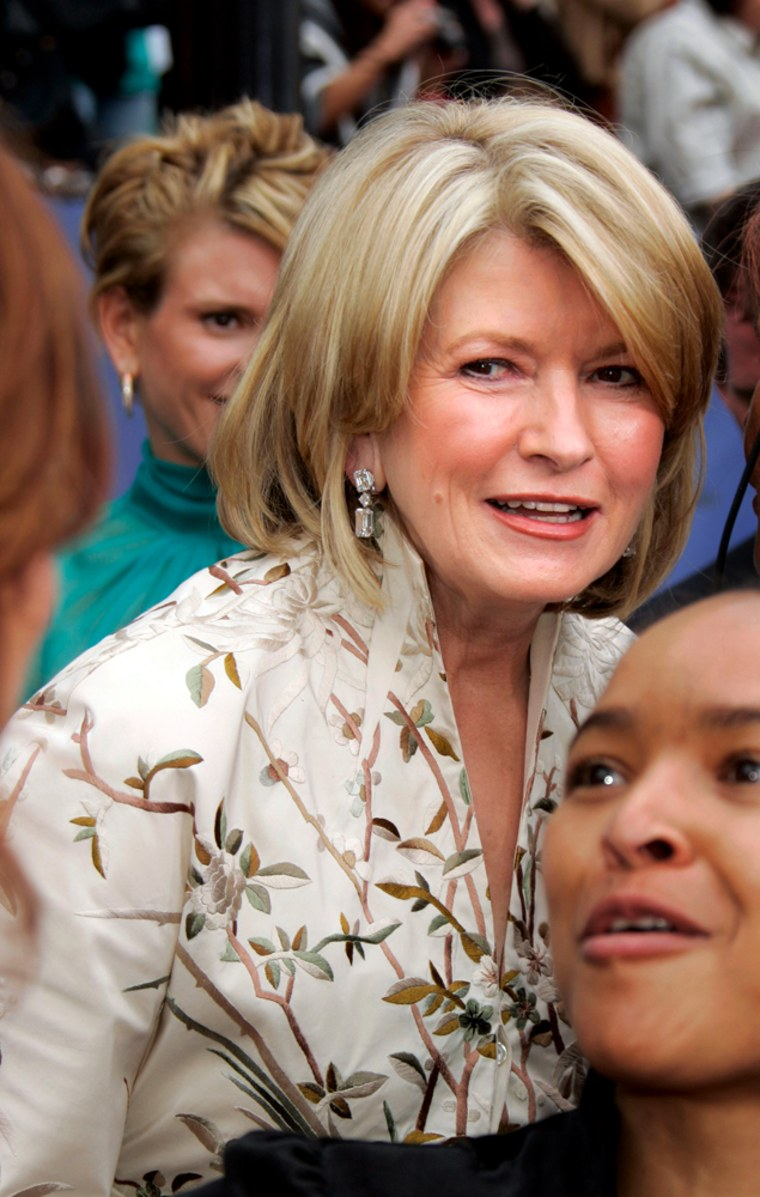 Martha Stewart signed a multiyear partnership with Eastman Kodak Co. to develop a line of branded personalized photo products under the domestic diva's signature. The products are expected to debut in late September.