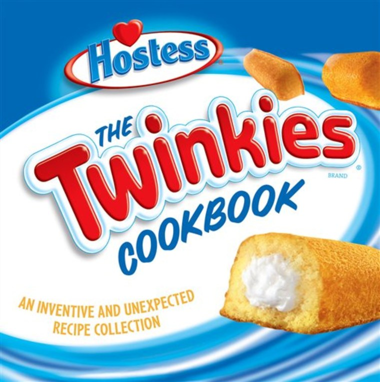 The Twinkies Cookbook offers dozens of recipes to take your snack cake obsession to a whole new level.