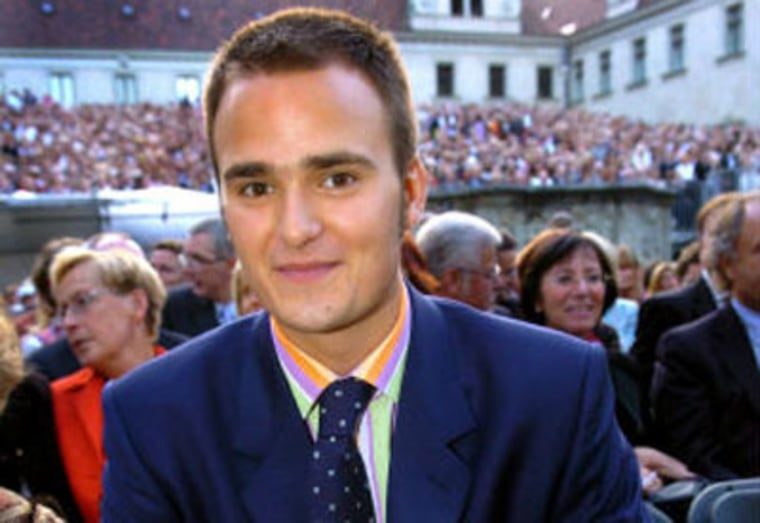 Prince Albert von Thurn und Taxis inherited one of Europe's largest fortunes, including real estate holdings, hefty stock portfolios and fine art. The 23-year-old bachelor prince isworth $2 billion as of March 2006.
