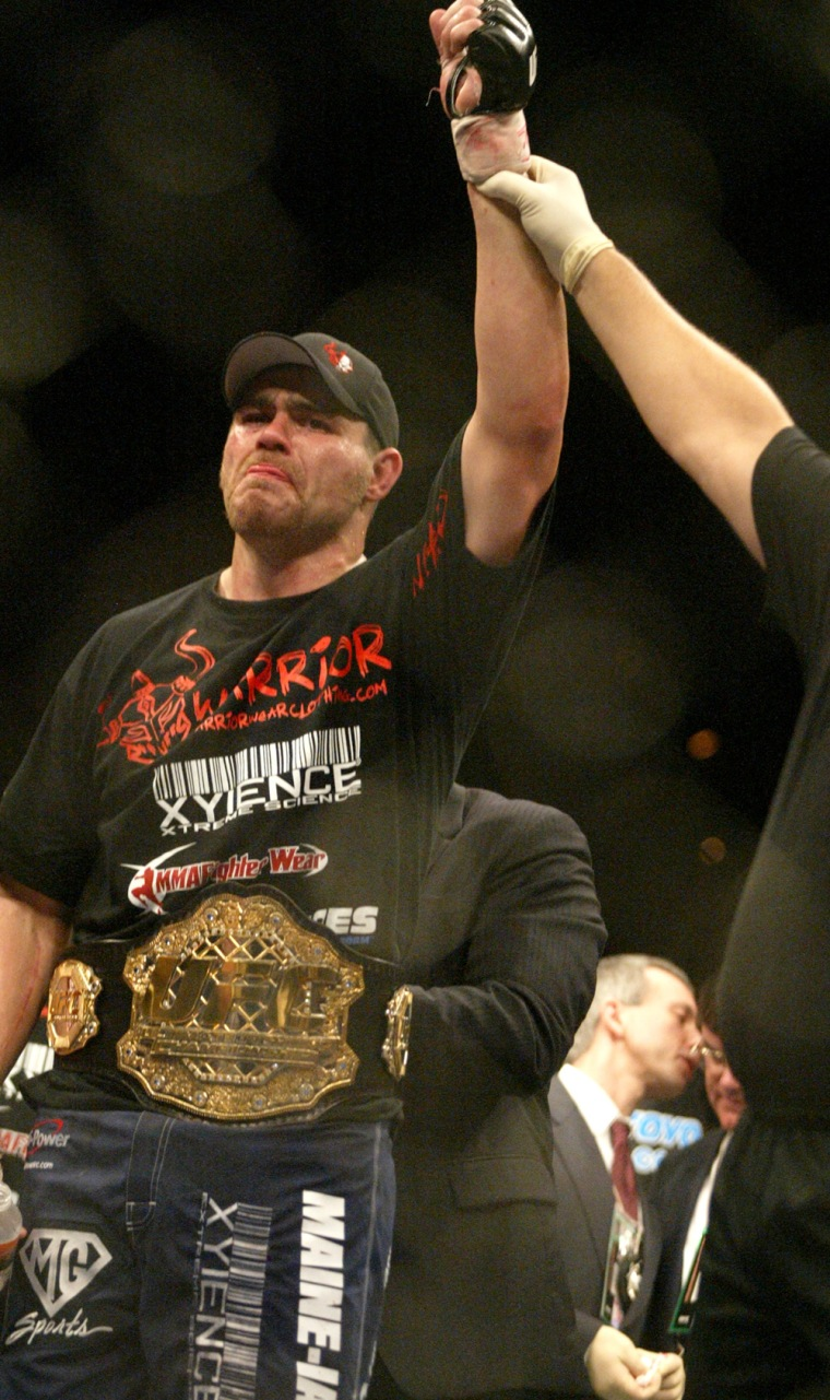 ULTIMATE FIGHTING CHAMPIONSHIP 61