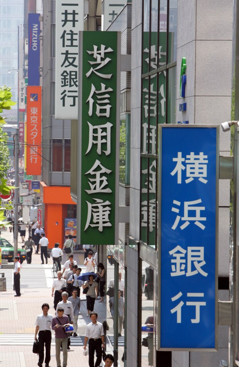 Japan's central bank raised its key interest rate to 0.25 percent from virtually zero Friday, the first increase in six years, sending the clearest signal yet that the world's second-largest economy has pulled out of a decade-long slump.