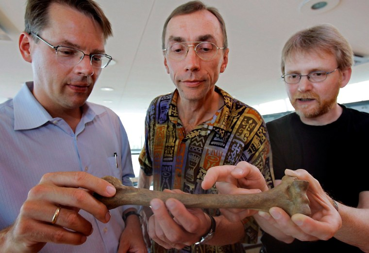 Neanderthal research - genotype to be decoded