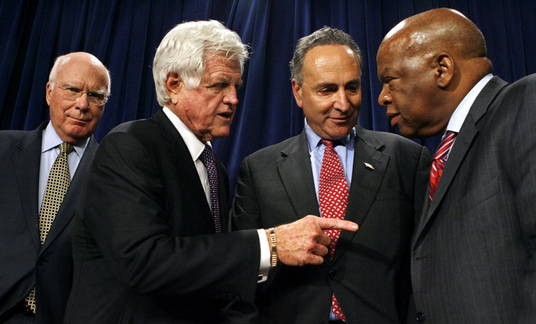 Senate Renews Voting Rights Act