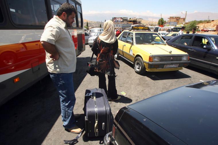Massive Evacuation From Lebanon Gathers Pace