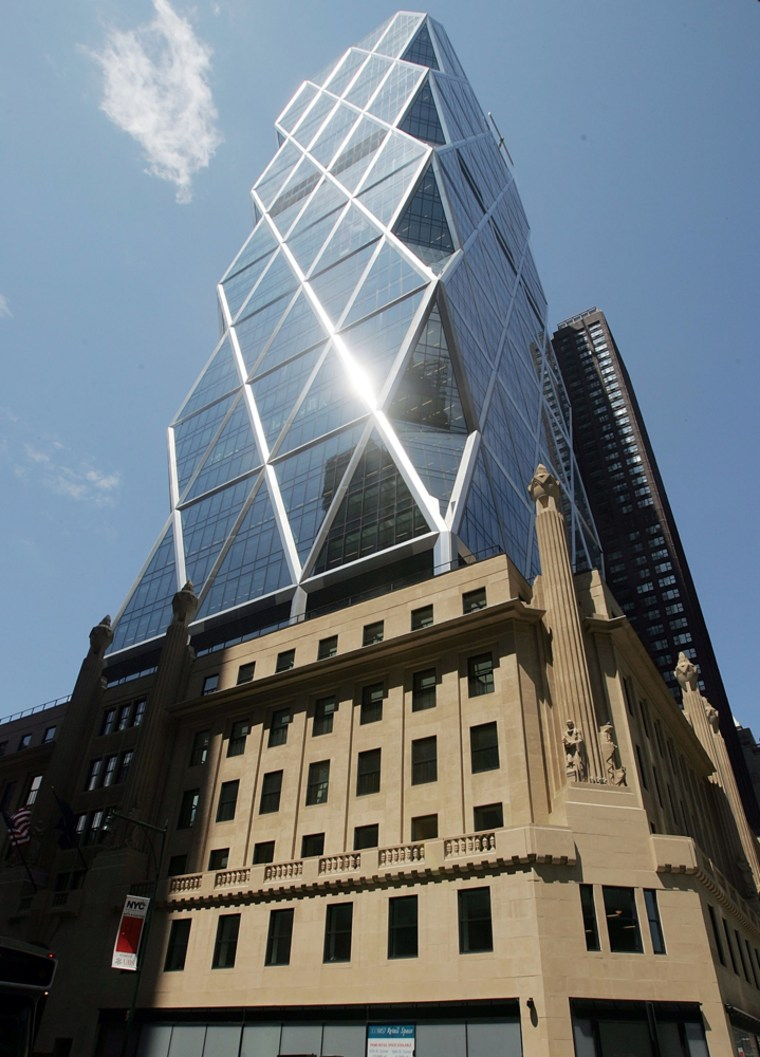 Hearst Corporation Opens New Headquarters In New York