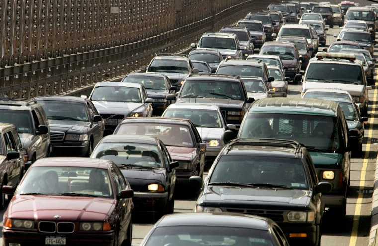 Anew poll suggests that driving is becoming more of a burden for many Americans and drivers are upset with increasing traffic jams and rude behavior of other motorists.