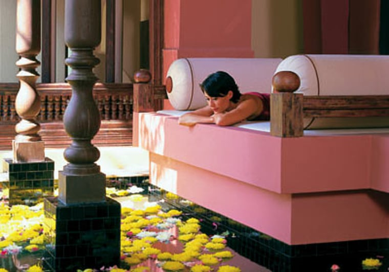 Four Seasons Resort in Chiang Mai, Thailand