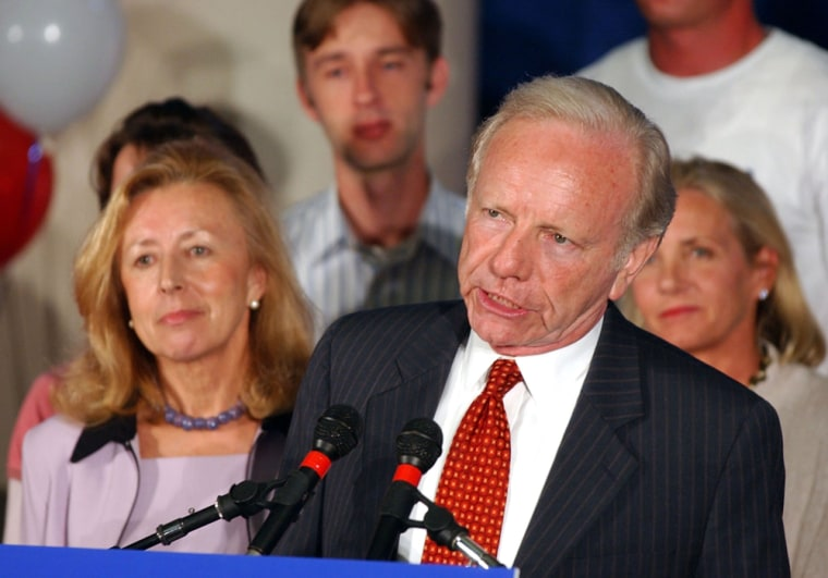 Lieberman Concedes Defeat In Primary