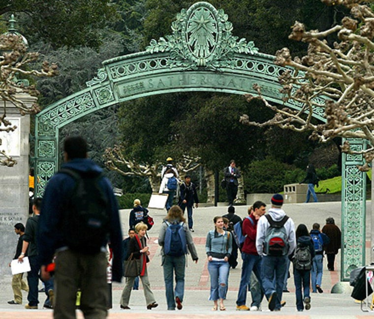The crown for most expensive housing belongs to the University of California-Berkeley where room and board will ring up at $13,074 for the 2006-2007 academic year.