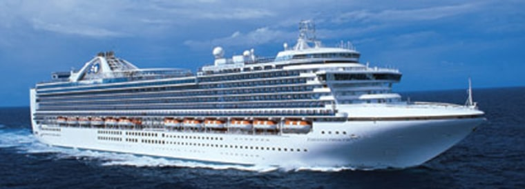 Among the megaships taking to the seas in the coming months is the Emerald Princess. It will be able to host 3,100 passengers. The ship will offer a mix of 12-day itineraries in the Greek Isles and Western Mediterranean.