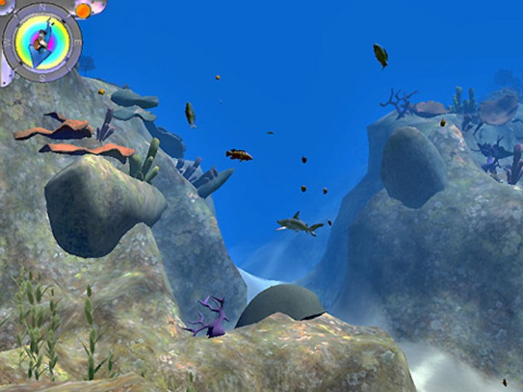 The soothing graphics of Free Dive allow children to momentarily forget about scary medical procedures like injections and IV insertions. In the game, kids search for buried treasure or just explore the underwater scenes.