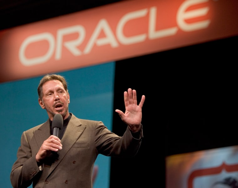 Oracle Open World Conference Showcases Newest Computing Technology