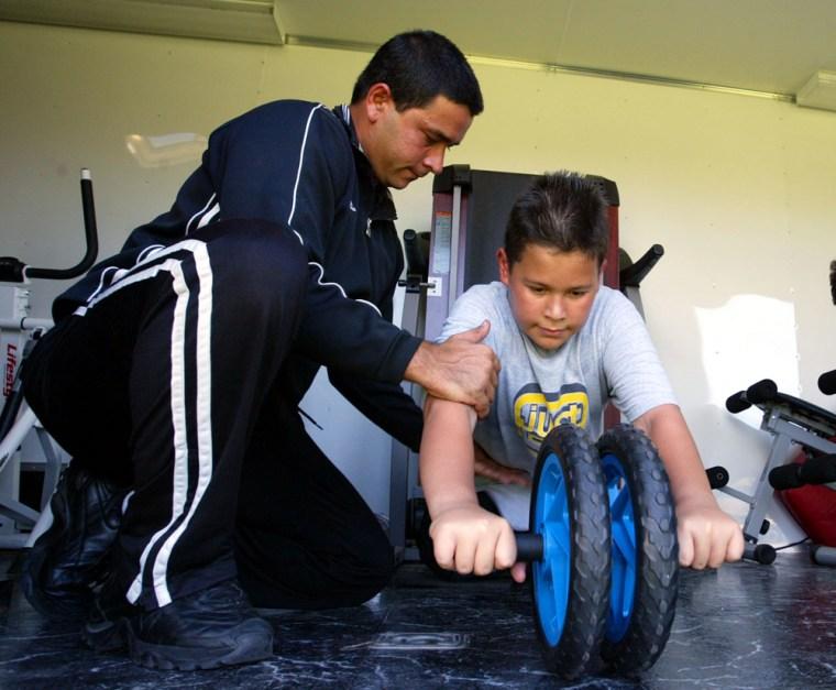 Program Overweight hildren  in Miami