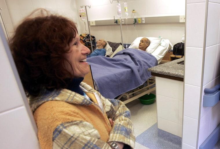 Uruguay hospital