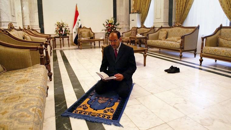 Iraqi PM Faces Pressure to Curb Violence