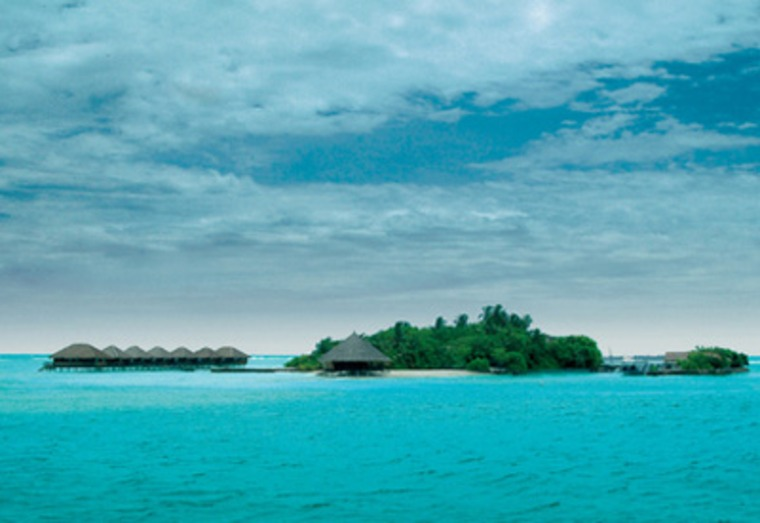 The Maldives, an archipelago of 1,200 islands scattered just south of the Indian subcontinent, has launched a thousand subway ad campaigns: blinding white beaches, water as clear as glass, the requisite swaying palms. And the ocean is never far away — officially the flattest country in the world, the Maldives is waging a daunting battle against rising sea levels.