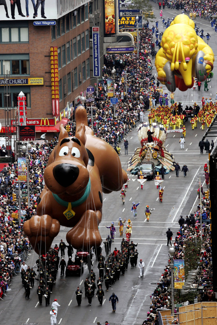 Had enough of annoying Uncle Phil? Many cities offer parades and other fun events over the Thanksgiving holiday.