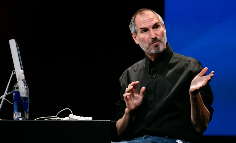 Apple Computer, Steve Jobs