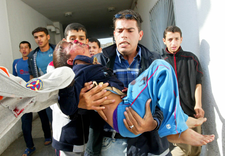 Israeli shelling kills 18 in Beit Hanoun