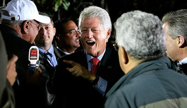 Former President Bill Clinton has enjoyed great success beyond the political arena.