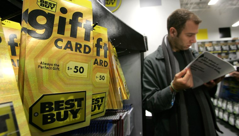 Holiday Gift Cards Rise In Popularity