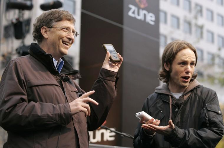 Bill Gates, John Richards,