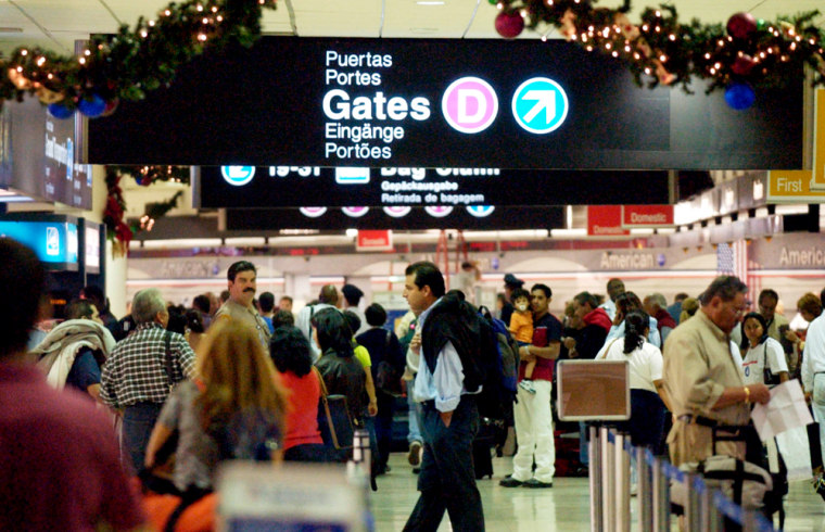 You can expect the holiday travel season to be hectic, but there are ways you can stay merry.