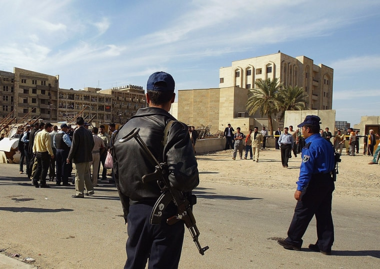 One Hundred Government Employees Kidnapped In Baghdad