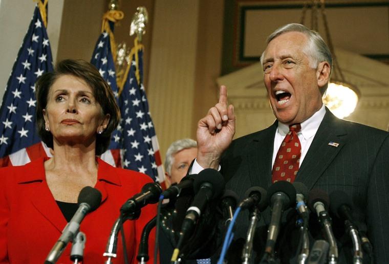 House Democratic Caucus Elects New Majority Leadership