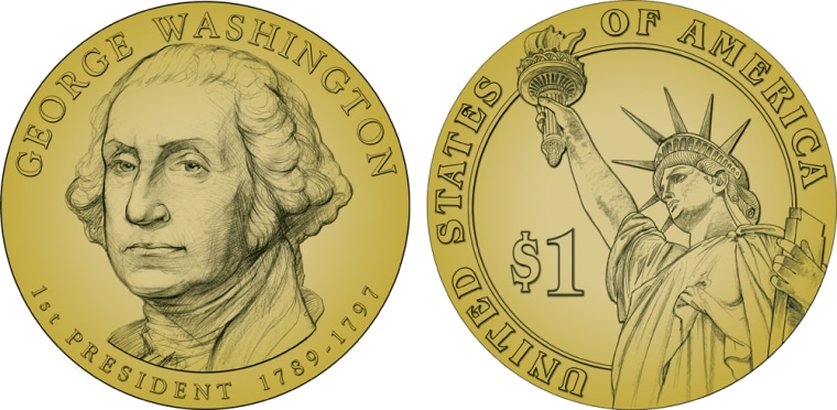The U.S. Mint hopes the redesigned $1 coin will win acceptance with consumers.