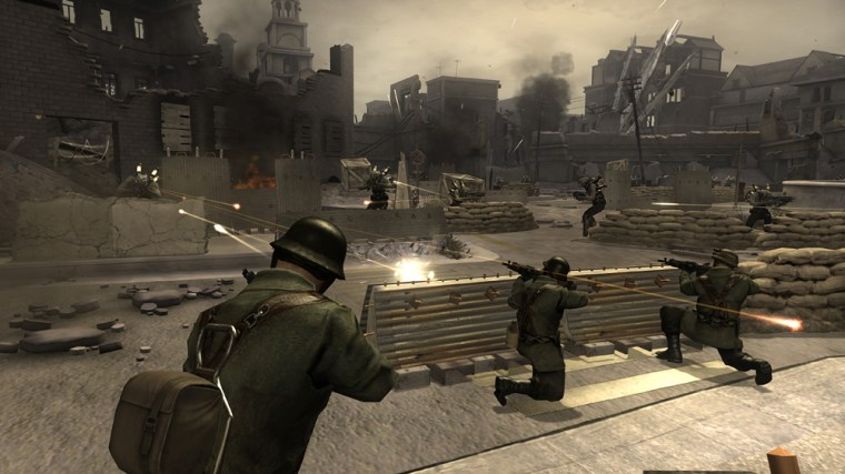 """Sony's """"Resistance: Fall of Man"""" is the best title of the PlayStation 3 launch."""