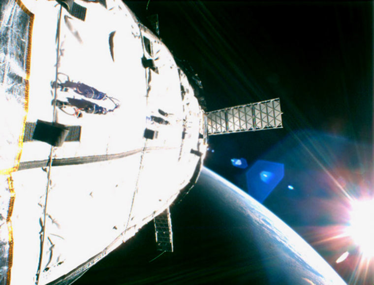 The success of the Genesis 1 space module, whichlaunched in July, has accelerated Bigelow Aerospace's plans to develop an orbiting, crew-supporting habitat.