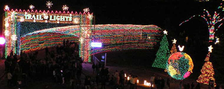 If you plan to be in Texas, Trail of Lights 2006 in Austin promises 42 lighted scenes along a mile-long promenade.