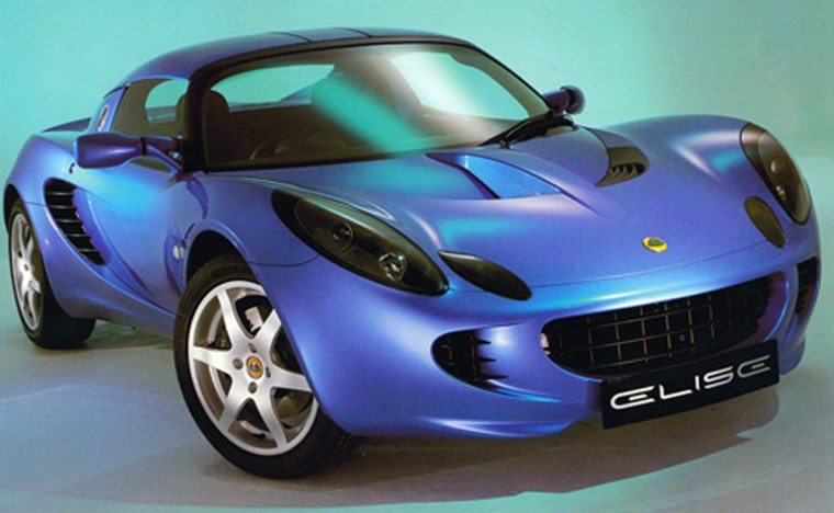 North Carolina State University says its team will modify a Lotus Elise to compete in the DARPA Urban Challenge next year.