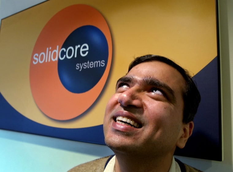 ROSEN SHARMA, SOLIDCORE SYSTEMS