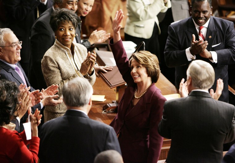 110th U.S. Congress Is Sworn In