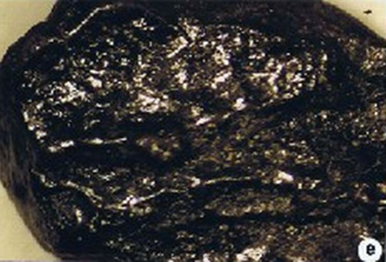 Long baffled by their origin, scientists now have evidence that charcoal-colored black diamondsformed in outer space.