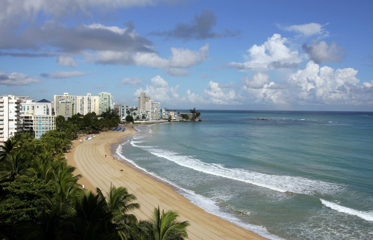 Get some sun with a deluxe getaway to San Juan.