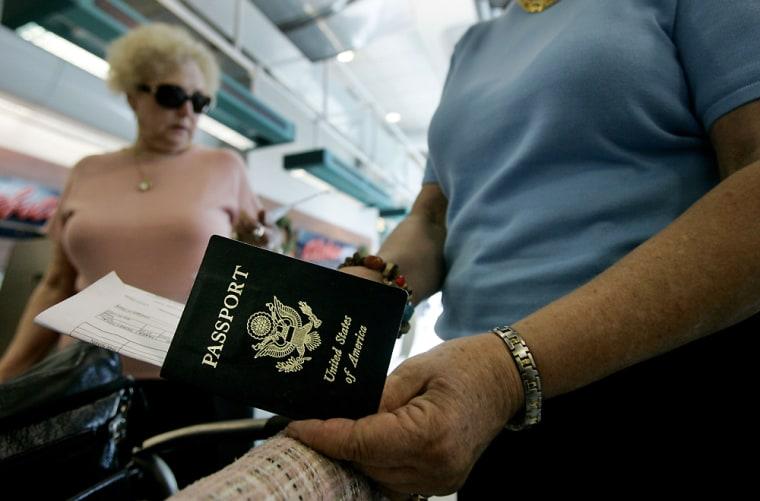 U.S Begins To Tighten Border Procedures