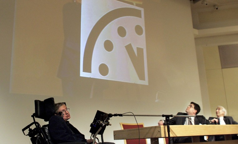 """Scientists Move Hands Of Nuclear """"Doomsday Clock"""" Forward"""
